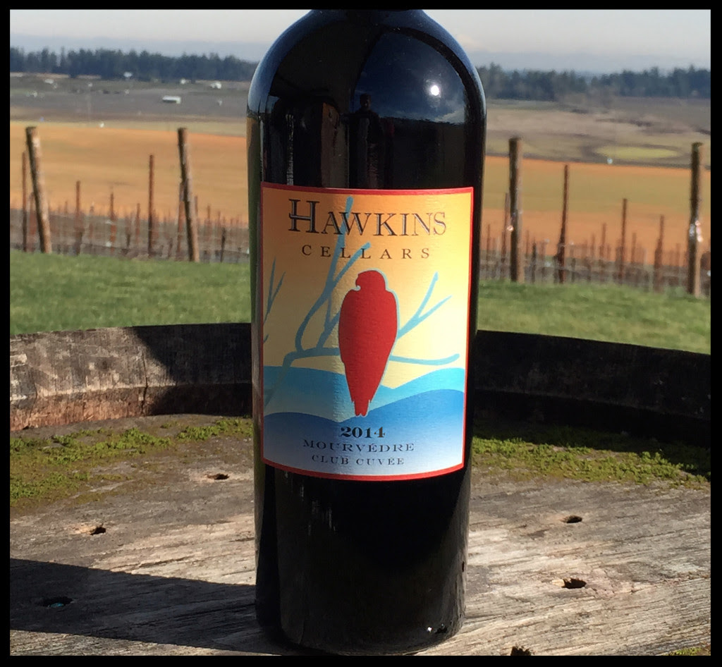 2015 MOURVEDRE