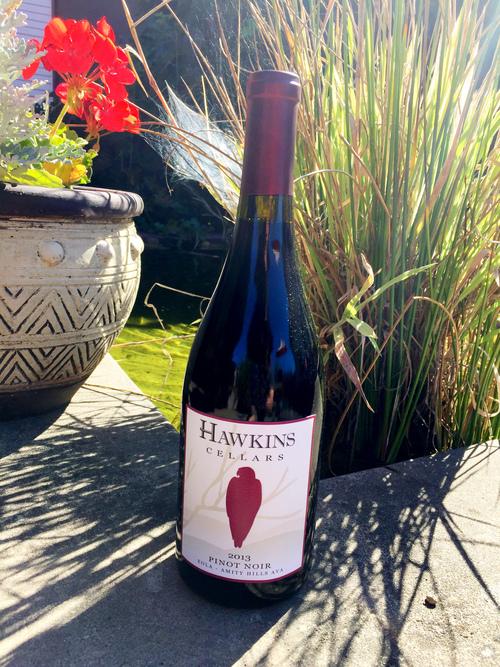 2013 Eola-Amity Hills Pinot Noir