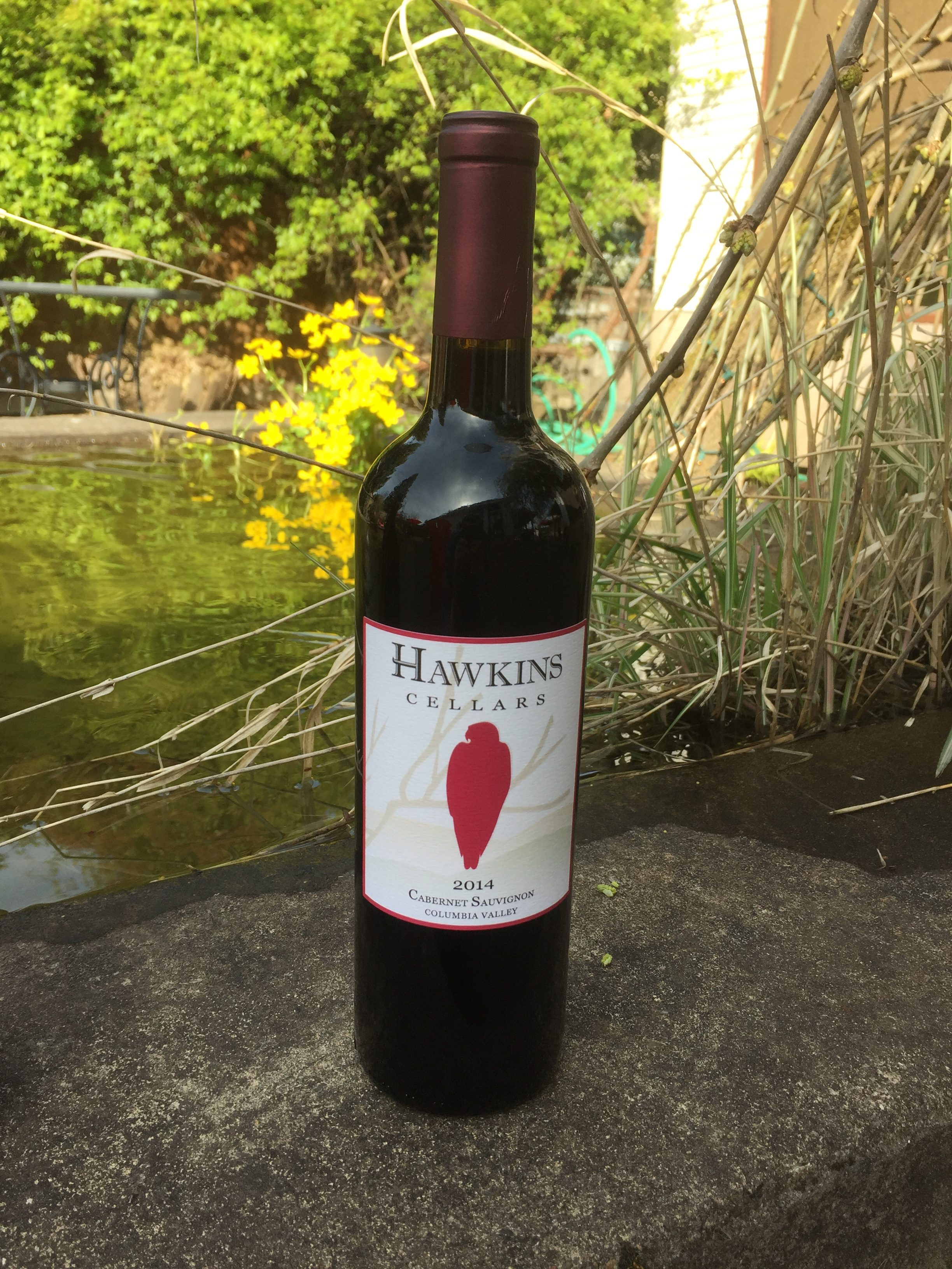 NEW! 2014 Columbia Valley Cabernet Sauvignon
