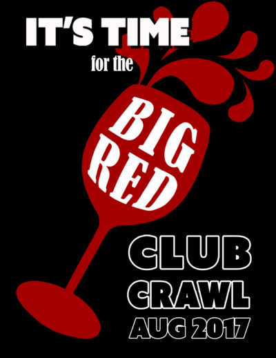 Big Red Club Crawl Aug 2017- VERSION 2