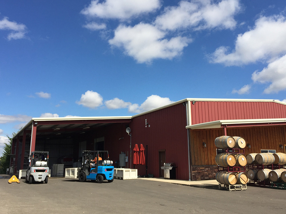 Hawkins Cellars Winery In Oregon