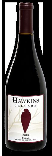 Boushey Syrah - Hawkins Cellars