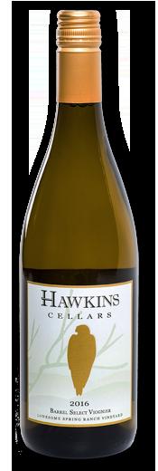 Barrel Select Viognier - Hawkins Cellars
