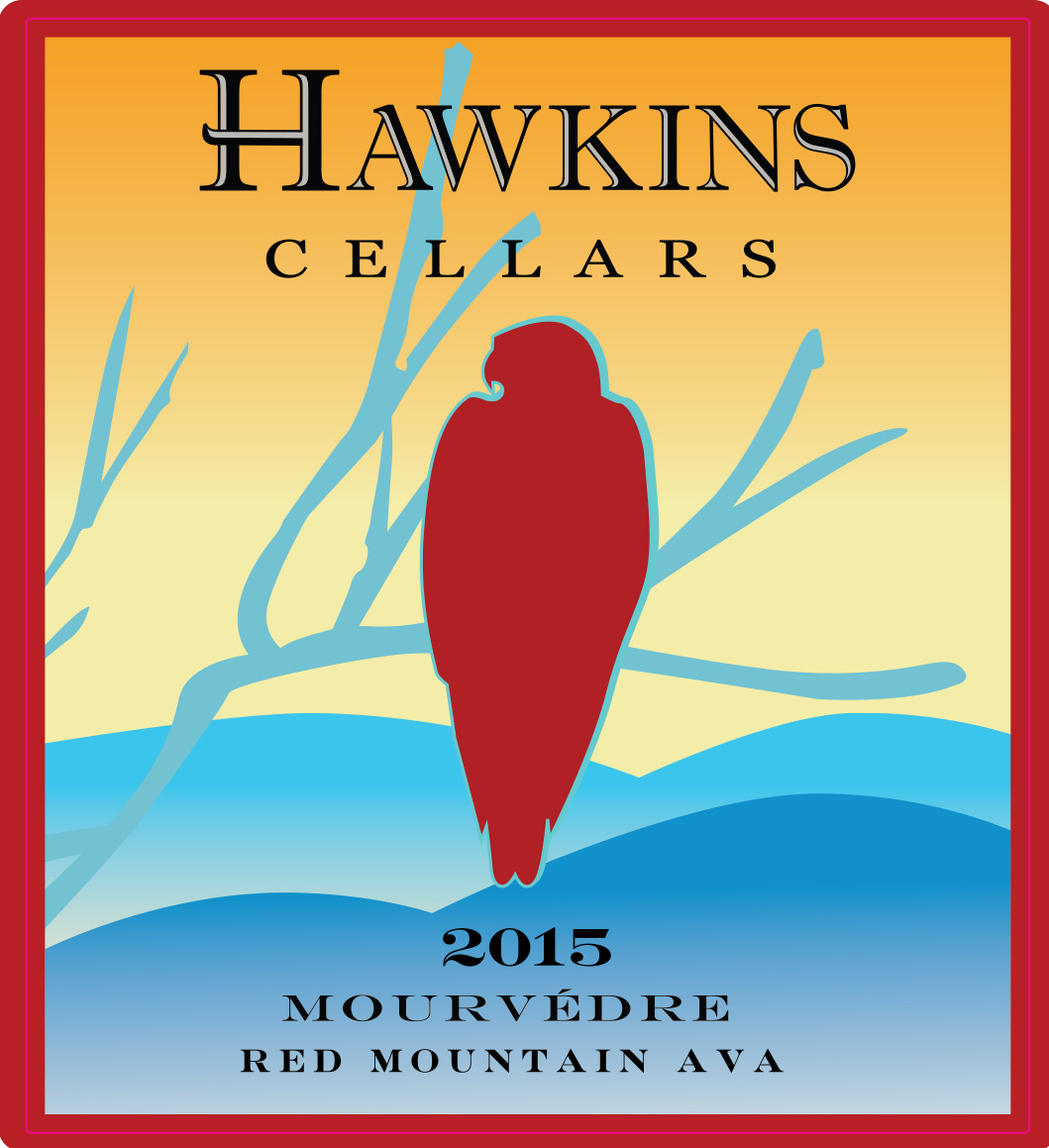 Mourvedre - Hawkins Cellars